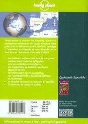 Barcelone ; 2e Edition - 4ème de couverture - Format classique