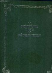 La Peinture Dans La Decoration. - Couverture - Format classique