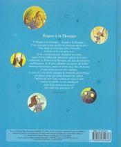 Riquet a la houpe - 4ème de couverture - Format classique