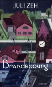 Brandebourg - Couverture - Format classique