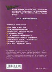 Etude Sur Les Mots Jean Paul Sartre 2e Edition - 4ème de couverture - Format classique