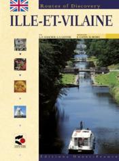 Ille-et-vilaine - Couverture - Format classique