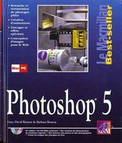 Le Macmillan Photoshop 5 - Intérieur - Format classique