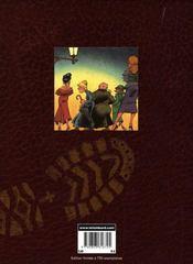 Odilon Verjus t.1 ; Papous - 4ème de couverture - Format classique