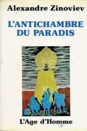 Antichambre Du Paradis (L') - Couverture - Format classique