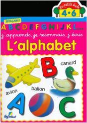 L'Alphabet - La Petite Ecole - Couverture - Format classique