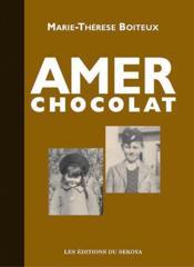 Amer chocolat - Couverture - Format classique