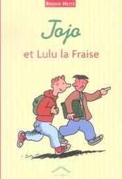 Jojo et Lulu la fraise - Intérieur - Format classique