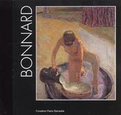 Pierre bonnard/broche - Intérieur - Format classique