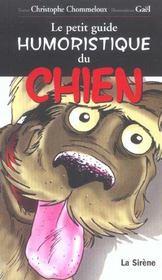 Le Petit Guide Humoristique Du Chien - Intérieur - Format classique