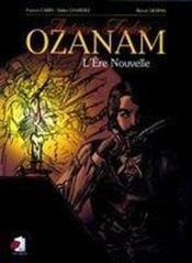 Ozanam, l'ère nouvelle - Couverture - Format classique