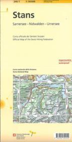 Stans ; Sarnersee, Nidwalden, Urnersee - 4ème de couverture - Format classique