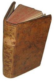 Instruction des Négocians (Négociants), ouvrage utile aux Juges & Consuls, & à tous ceux qui font le Commerce. - Couverture - Format classique