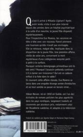 Eva Moreno - 4ème de couverture - Format classique