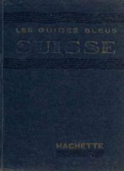 Suisse - Couverture - Format classique