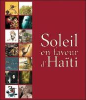 Soleil en faveur d'Haïti - Couverture - Format classique