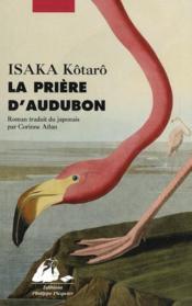 La prière d'Audubon - Couverture - Format classique