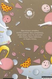 La petite boule blanche au pays des contes - 4ème de couverture - Format classique