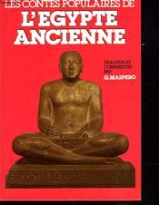 Les Contes Populaires De L'Egypte Ancienne - Couverture - Format classique