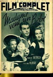 Le Nouveau Film Complet N° 21 - Madame Veut Un Bebe - Couverture - Format classique