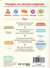 GUIDE DE CONVERSATION ; Croate (4e édition) - 4ème de couverture - Format classique