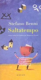 Saltatempo - Intérieur - Format classique