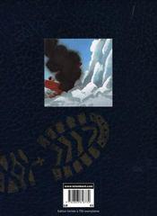 Odilon verjus t2 pigalle - 4ème de couverture - Format classique