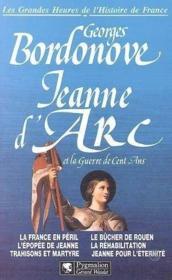 Jeanne d'arc et la guerre de cent ans - Couverture - Format classique