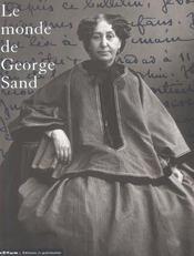 Le monde de George Sand - Intérieur - Format classique