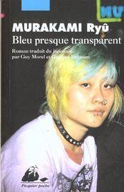 Bleu presque transparent - Intérieur - Format classique