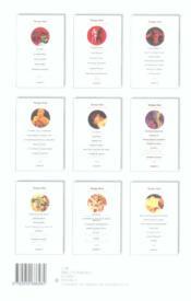 Revue Temps Noir N.10 - 4ème de couverture - Format classique
