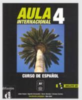 Aula internacional 4 ; libro del alumno+cd - Couverture - Format classique