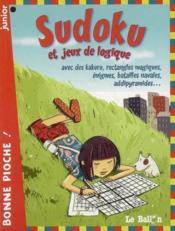 Bonne Pioche Sudoku - Couverture - Format classique
