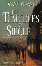 Tumultes Du Siecle - Intérieur - Format classique