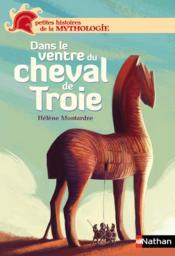 Dans le ventre du cheval de Troie - Couverture - Format classique