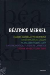 Béatrice Merkel - Couverture - Format classique