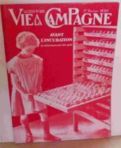 La Vie A La Campagne Numero 320 Du 1er Fevrier 1930 - Couverture - Format classique