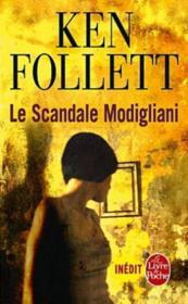 Le scandale Modigliani - Couverture - Format classique