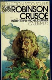 Robinson Crusoe. Collection : 1 000 Soleils. - Couverture - Format classique