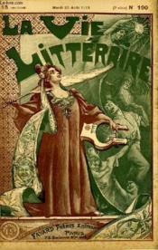 L'Ame Qui Veille. La Vie Litteraire. - Couverture - Format classique