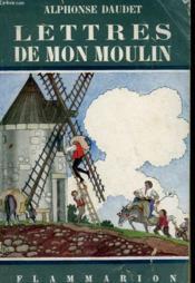 Lettres De Mon Moulin. - Couverture - Format classique