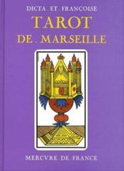 Tarot De Marseille - Couverture - Format classique