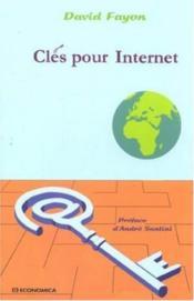 Cles pour internet - Couverture - Format classique