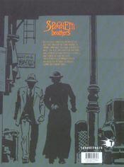 Spaghetti brothers t.11 - 4ème de couverture - Format classique