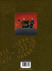 Odilon verjus - t3 - eskimo - 4ème de couverture - Format classique