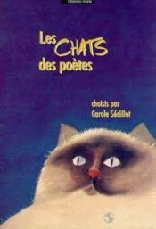 Les chats des poètes - Couverture - Format classique