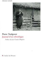 Journal d'un ethnologue - Couverture - Format classique