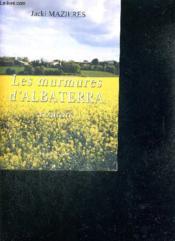 Les murmures d'albaterra - Couverture - Format classique