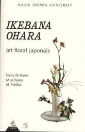 Ikebana ohara - Couverture - Format classique