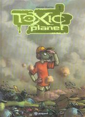 Toxic planet t1 - Intérieur - Format classique